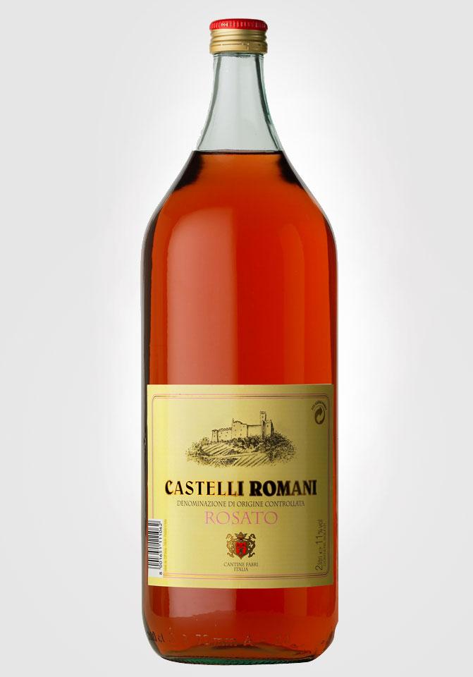 Castelli Romani DOC rosato