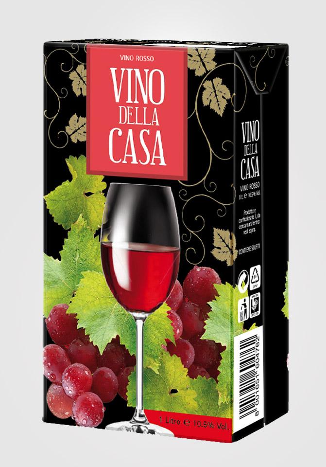 Vino della Casa rosso