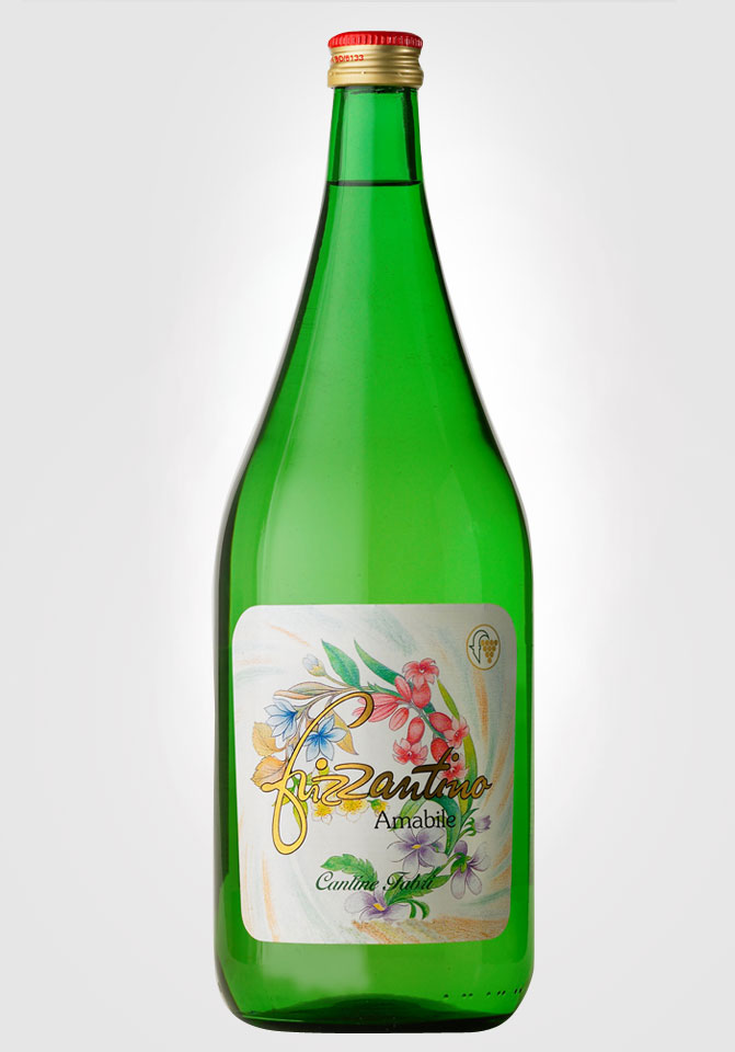 Goccianello vino bianco vivace