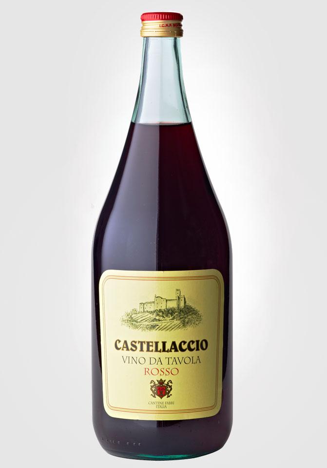 Castellaccio rosso